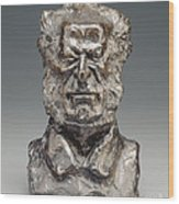 Jacques-antoine-adrien, Baron Delort Wood Print
