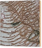 Jades Night Out - Tile Wood Print