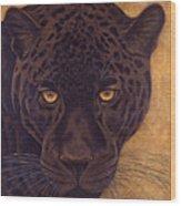 Jag Wood Print