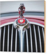 Jaguar Mark 2 Wood Print