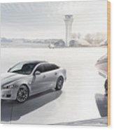 Jaguar Xj Ultimate 2013 Wood Print