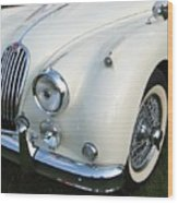Jaguar Xk150 Wood Print