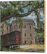 Jailhouse Rock Wood Print