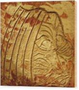 Jajjas In - Tile Wood Print