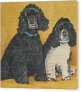 Jake And Lucy Wood Print