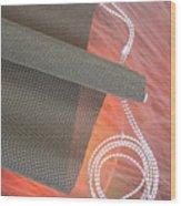 Jalousie #0008 Wood Print