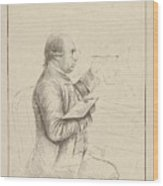 James Bretherton Wood Print