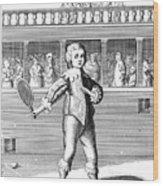 James II (1633-1701) Wood Print