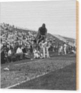 James Jesse Owens Wood Print
