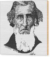 James Kipp Wood Print