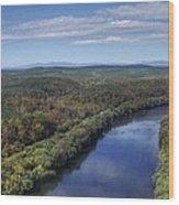 James River State Park Wood Print