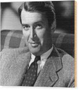 James Stewart, C. 1940s Wood Print