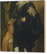 James Stuart - Duke Of Richmond And Lennox                       Wood Print