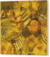 Jammin Wood Print