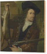Jan De Hooghe  Wood Print