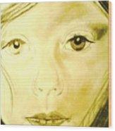 Jana Wood Print