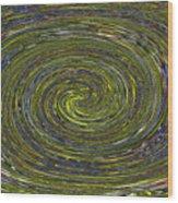 Janca Abstract #6731eca1b Wood Print