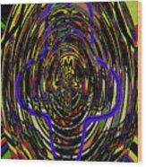 Jancart Drawing Glass 8455dwtpcg Wood Print