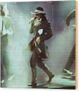 Janet Jackson 90-2379 Wood Print