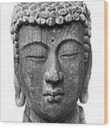 Japan: Buddha Wood Print