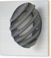 Japanese Shell Lamp Wood Print