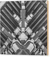 Japanese Texture #71 Wood Print
