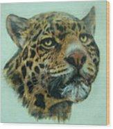 Jaquar  Wood Print