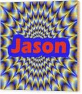 Jason Wood Print