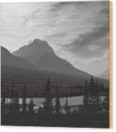 Jasper Hills  Wood Print