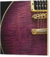 Jay Turser Guitar 6 Wood Print