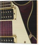 Jay Turser Guitar 7 Wood Print