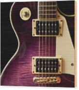 Jay Turser Guitar 9 Wood Print