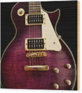 Jay Turser Guitar 2 Wood Print