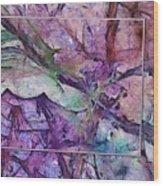 Jazzier Intermixture  Id 16098-035224-75483 Wood Print