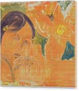 Je Revien Tahiti Wood Print