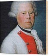 Jean Baptiste Brequin De Demenge 1769 Wood Print