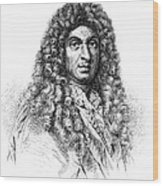 Jean-baptiste Lully, French Composer Wood Print