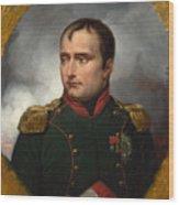 Jean Horace Vernet   The Emperor Napoleon I Wood Print
