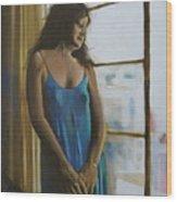 Jeanette Wood Print