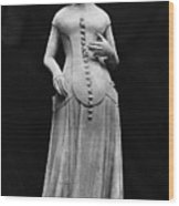 Jeanne II Dauvergne Wood Print