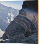 Jebel Shams Wood Print
