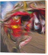 Jeepney 62932091 Wood Print