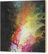Jeewanu Wood Print