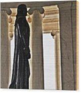 Jefferson Memorial 1  Wood Print