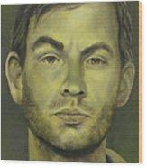 Jeffrey Dahmer Wood Print