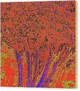 Jelks Fingerling 12 Wood Print