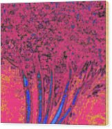 Jelks Fingerling 13 Wood Print
