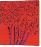Jelks Fingerling 8 Wood Print
