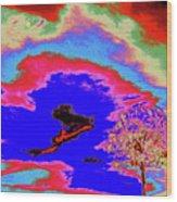 Jelks Pine 12 Wood Print