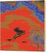 Jelks Pine 16 Wood Print